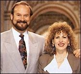 Chuck e Nora Hall (defunta il 26 giugno 2007)
