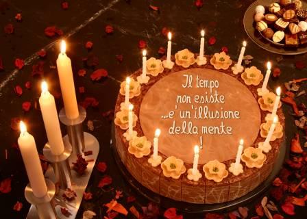 Buon Compleanno A Me Su Dolcemente Io