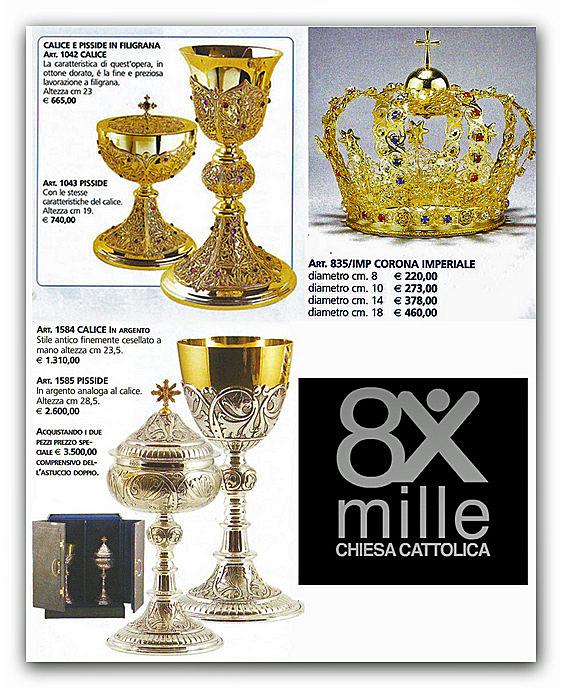 ● 'Il tesoro di San Pietro'