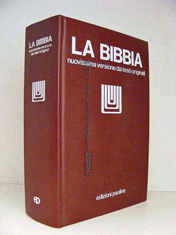Bibbia edizioni paoline online dating