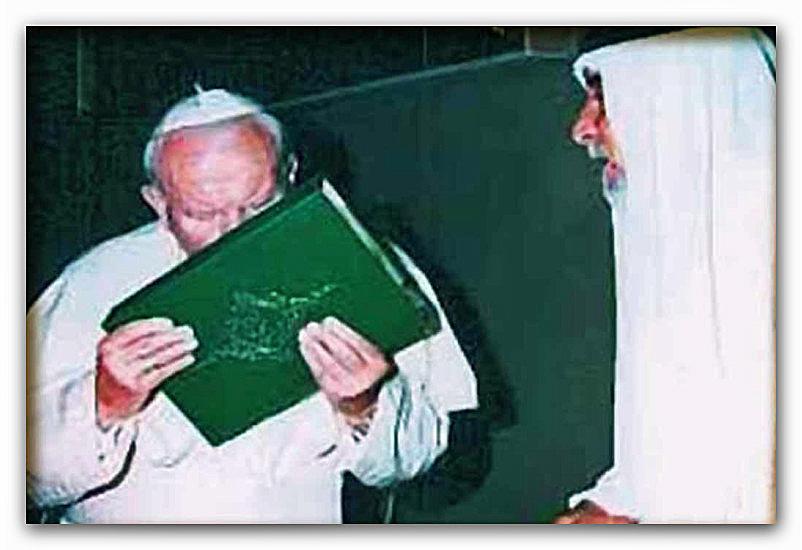 ● Quando Karol Wojtyła baciò il Corano
