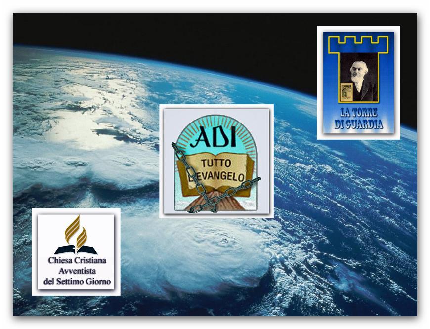 ● Le ADI come gli Avventisti e i Testimoni di Geova: ''I cieli e la terra non saranno annientati ma solo rinnovati''