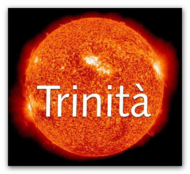 ● La Trinità secondo le Sacre Scritture