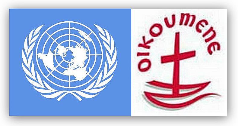 ● L'ONU, spalleggiato dal Consiglio Mondiale delle Chiese, spinge verso una religione unica mondiale