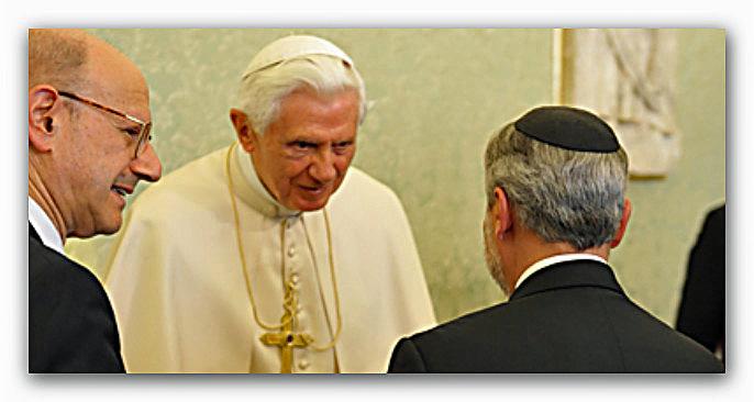 Benedetto-XVI-B'nai-B'rit
