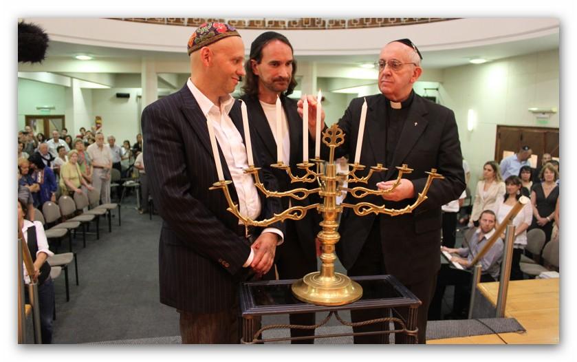 bergoglio-ebrei