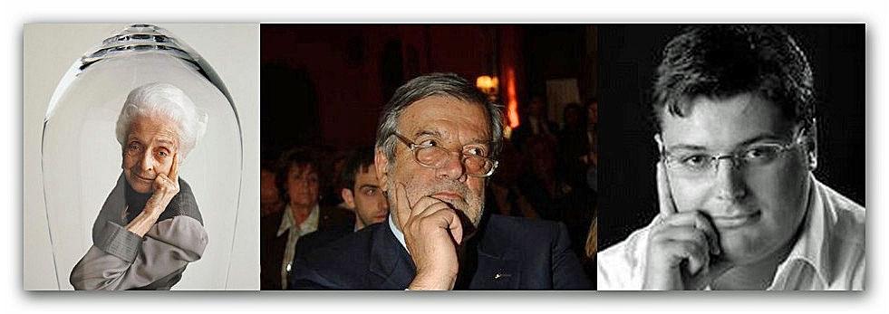 ● Rita Levi Montalcini omaggiata dalla Massoneria e da Alessandro Iovino