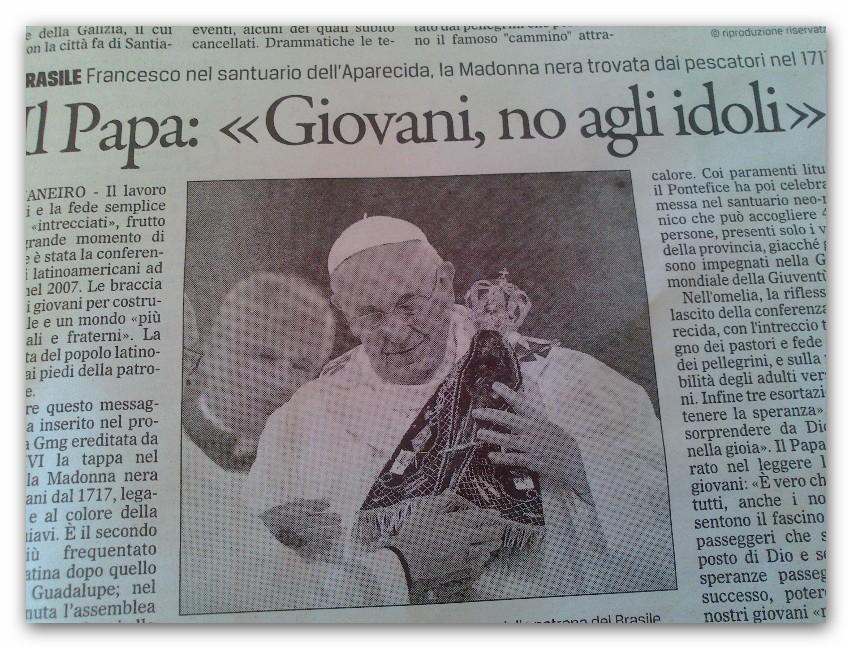 Lipocrisia E La Falsità Di Papa Francesco
