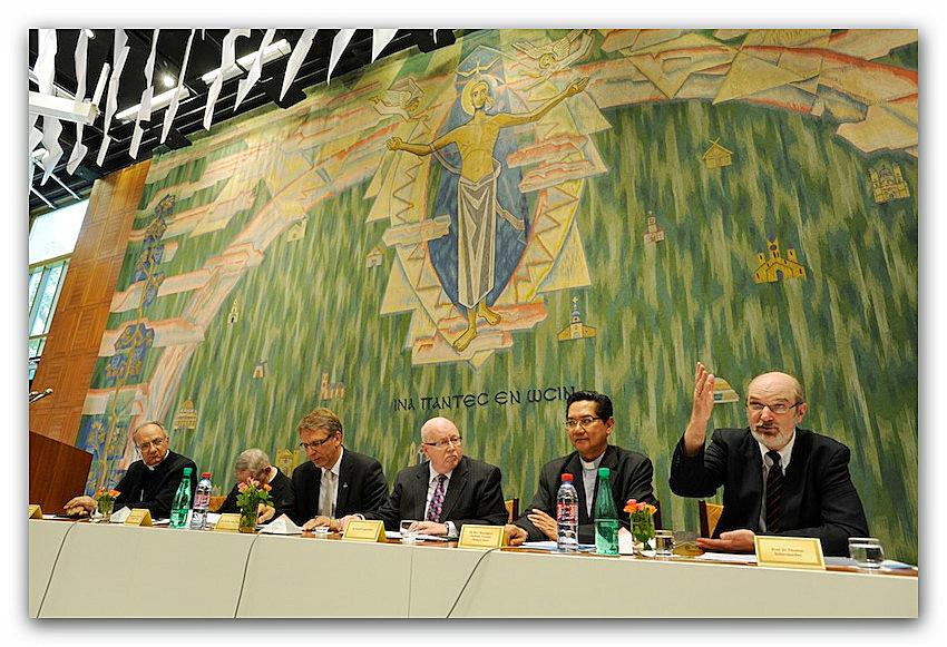 ● Il documento che attesta che l'Alleanza Evangelica Mondiale e la Chiesa Cattolica Romana si sono alleate