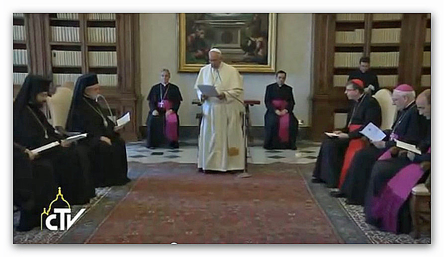 ● La strategia papista per raggiungere «l'unità» con gli Evangelici