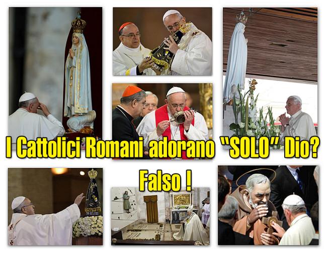 cattolici-romani-idolatri