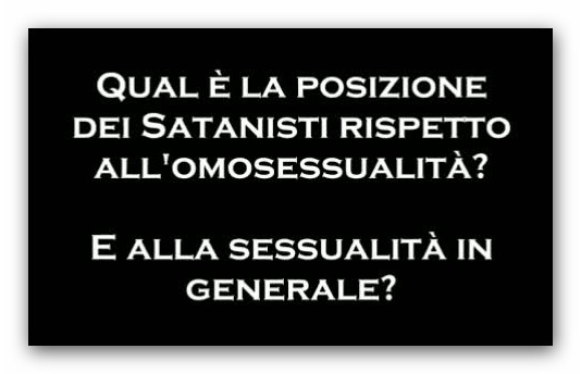 satanisti-omosessualita
