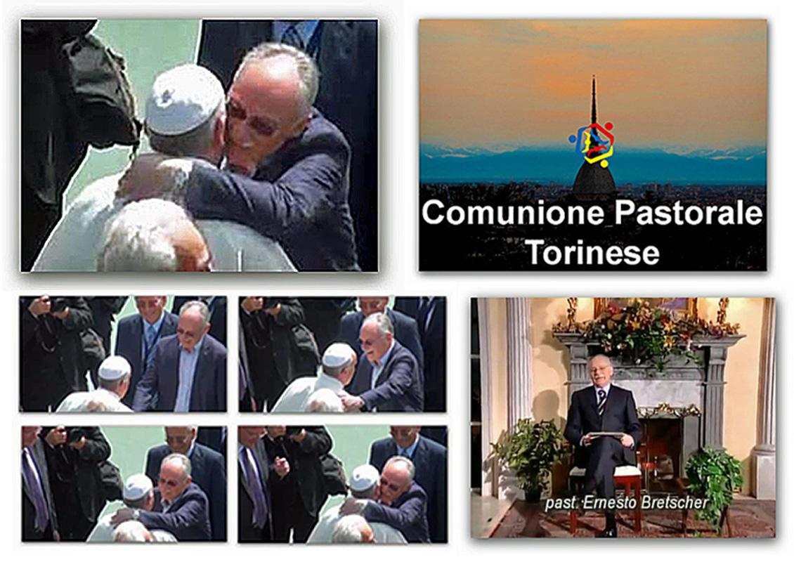 """● """"Comunione Pastorale Torinese"""": i nomi dei pastori delle Chiese Evangeliche di Torino che di fatto han dato la """"mano d'associazione"""" all'ecumenico Ernesto Bretscher"""
