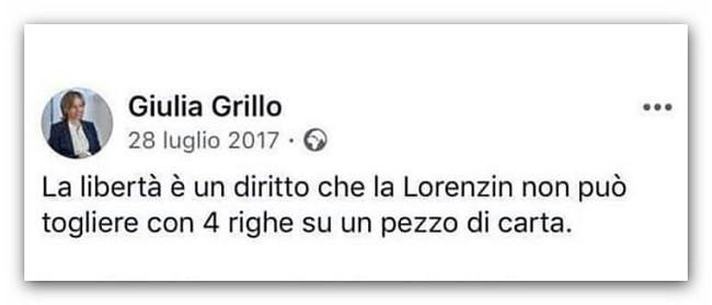 giulia-grillo-dichiarazione