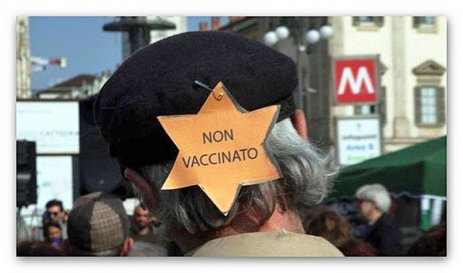 non-vaccinato